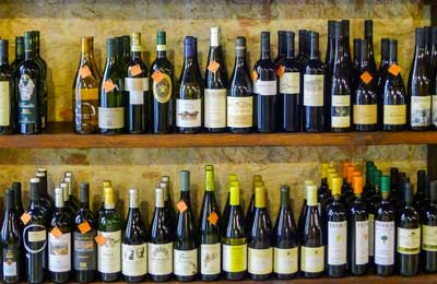 local wines of Sicily